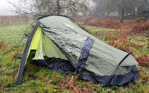 Американская сверхлегкая и надежная палатка Aravis 2