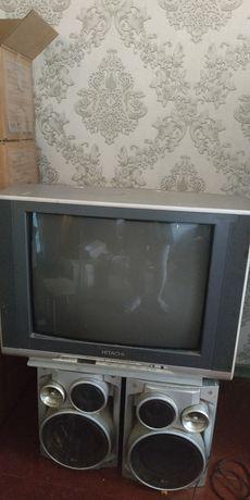 Hitachi телевизор