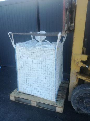 Worki Big Bag Używane rozmiar 110cm na kruszywa kostkę brukową