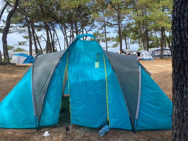 Vendo tenda de 2 quartos