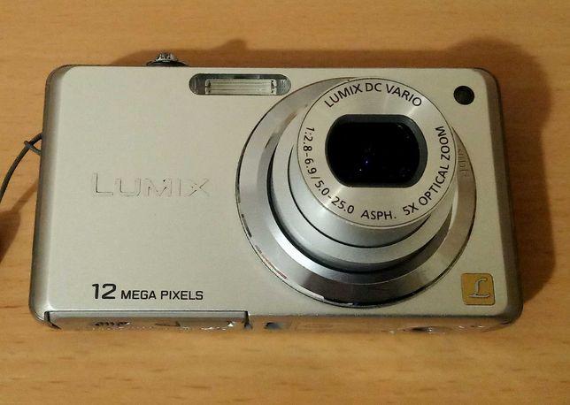 Продам цифровой фотоаппарат Panasonic Lumix DMC-FS9