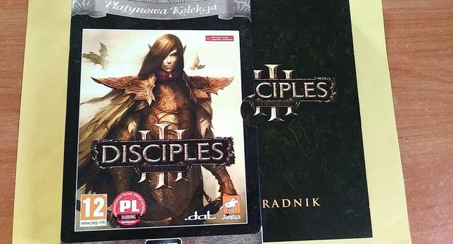 DISCIPLES III ODRODZENIE gra PC - Platynowa Kolekcja , PL