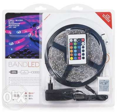 Tira LED Multicor