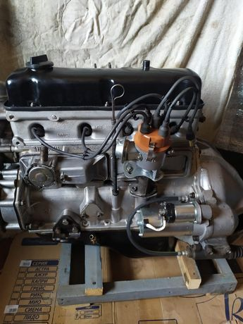 Двигатель УМЗ 4215 сотка