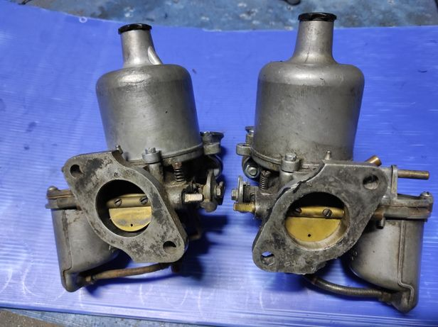 Par Carburadores HS4