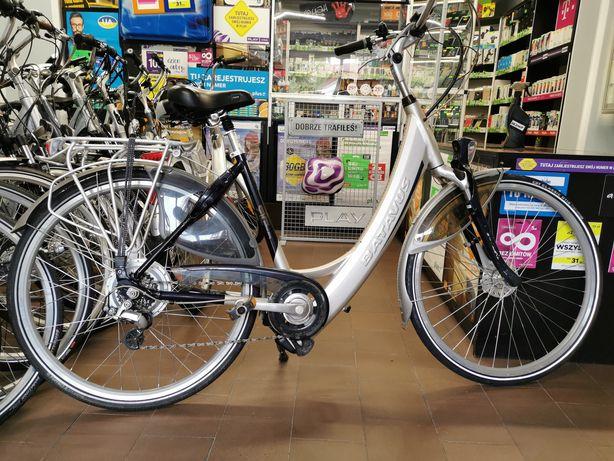 Holenderski rower elektryczny Batafus