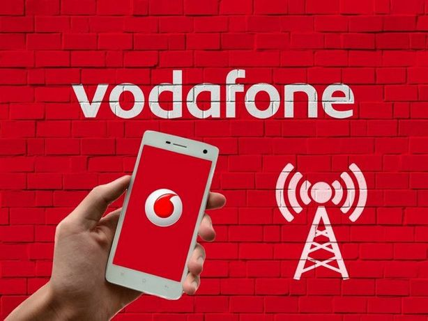 Номер Vodafone - новый, не использовался