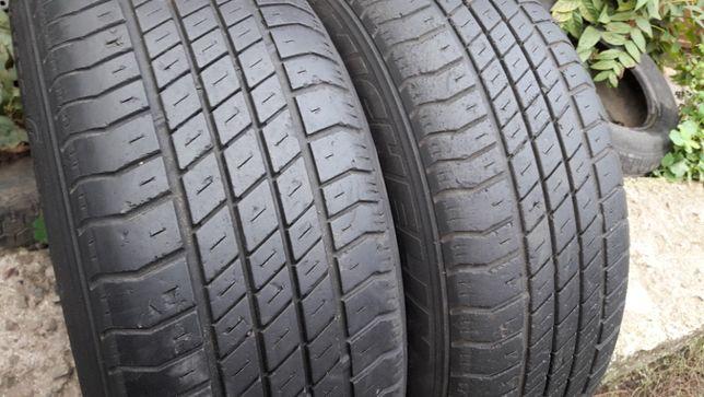 Резина, шины летние (2шт) 215/55 R16 и зимние (2шт) 215/65 R15.