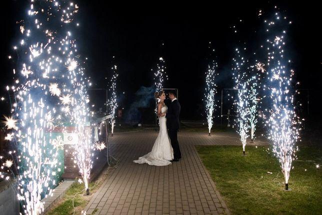 Холодный фонтан на свадьбу Maxsem, 3 м. 30 с.
