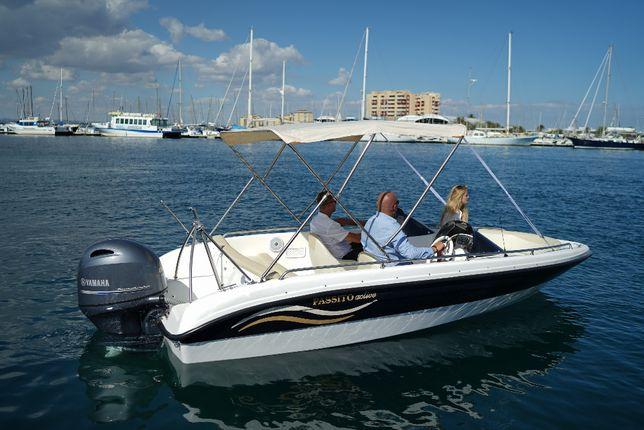Passito 500 Active łódź motorowa - nowa