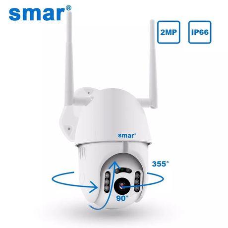 Kamera zewnetrzna na wi-fi 1080P obrotowa 355* bezpieczny dom
