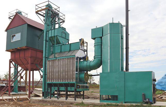 Зерносушарка, зерносушилки на дровах ЗСМ-9