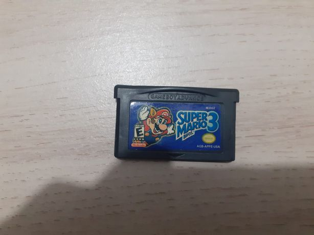 Super Mario 3 Game boy Advance