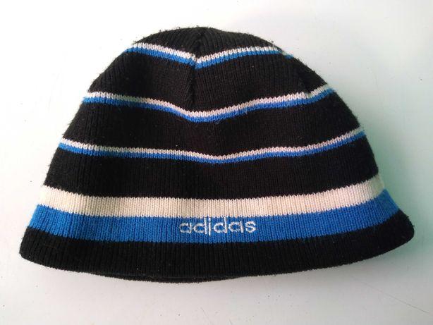 шапка Adidas для мальчика 7-8 лет