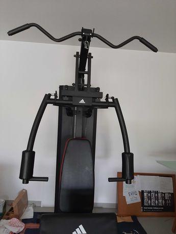 Máquina multifunções musculação adidas