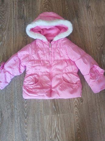 Куртка демисезонная на рост 86- 92 см