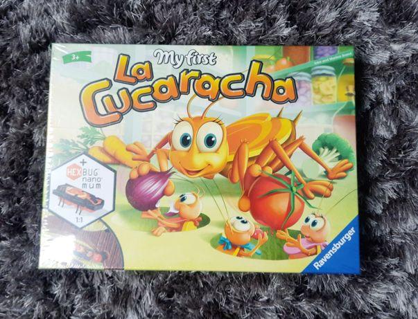 NOWA zafoliowana gra La Cucaracha My first Moja pierwsza