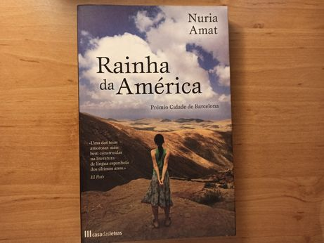 Rainha da América - Nuria Amat