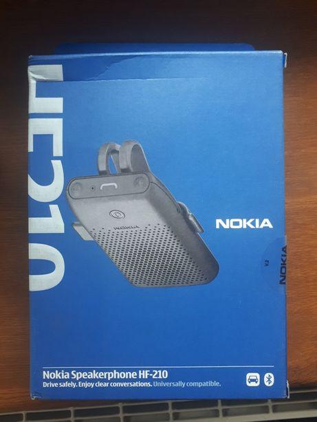 Zestaw głośnomówiący Nokia HF210 nowy