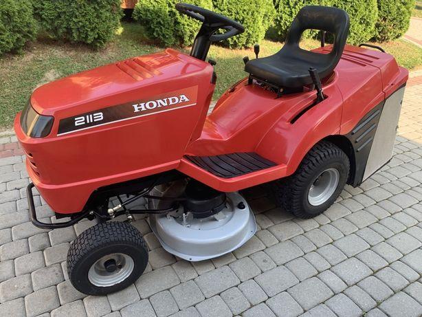 kosiarka traktorek Honda 2113 - 13 km, hydro, kosz
