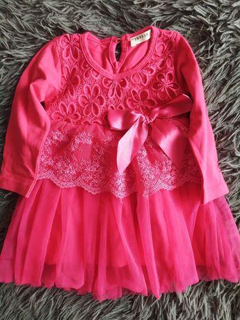 Платье для девочки 1 год
