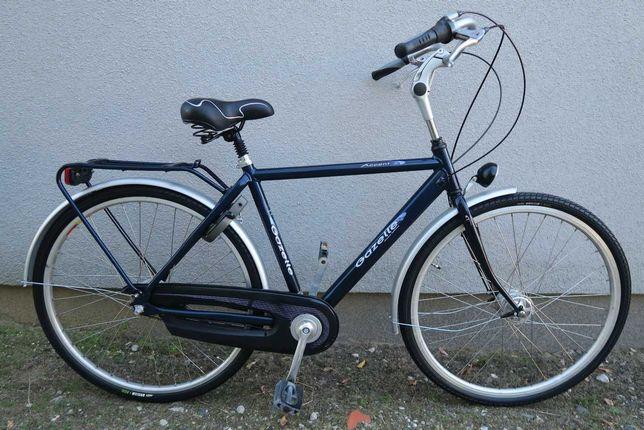 Wygodny rower holenderski Gazelle Accent Nexus 7