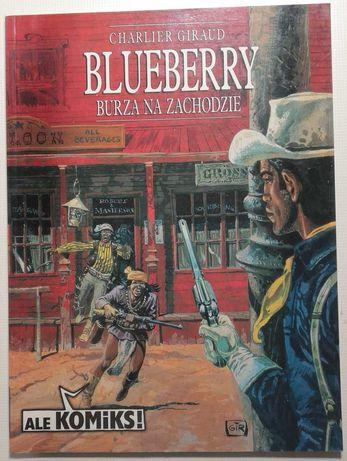 BLUEBERRY Burza na Zachodzie komiks Ch. Giraud