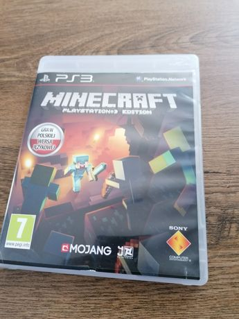 Minecraft edition PL ps3