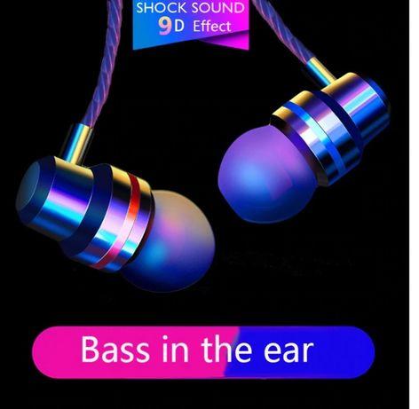 Nowe Złote Douszne słuchawki dynamiczne HiFi USB-C typu C Xiaomi