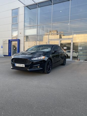 Ford fusion 2.0 AWD 2016