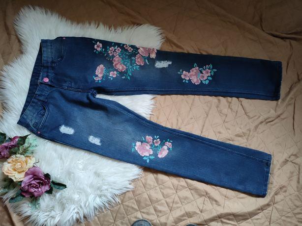 Spodnie jeansowe damskie 29 M