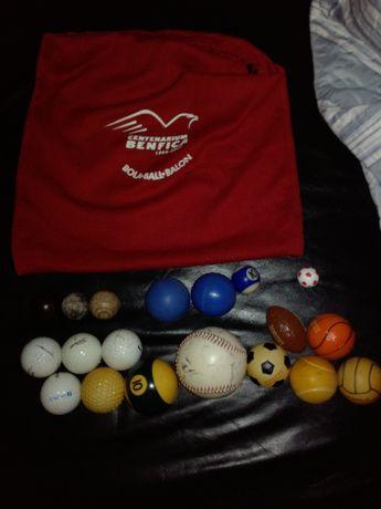 Varias bolas para venda (valor com portes incluidos)