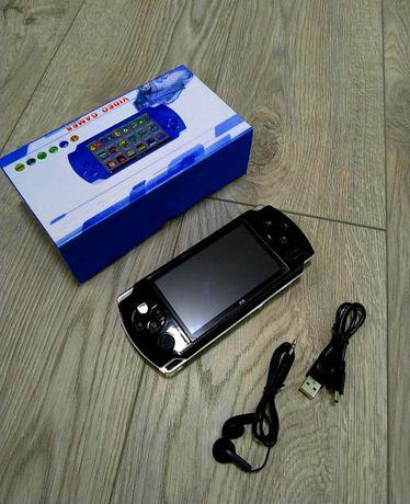Портативна консоль PSP X6 ПСП 4. 3 д. 8 ГБ Краще ніж Денді Сюбор Sega