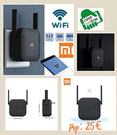 Xiaomi Pró 300m Amplificador Wi-Fi -C/Cx.-Versão Global-24h