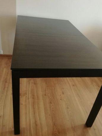 Stół brw i 4 krzesła eko skóra rezerwacja