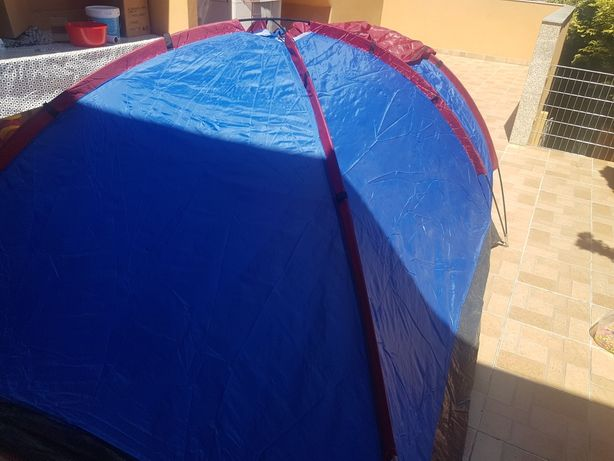 Vendo tenda de 3 lugares nova