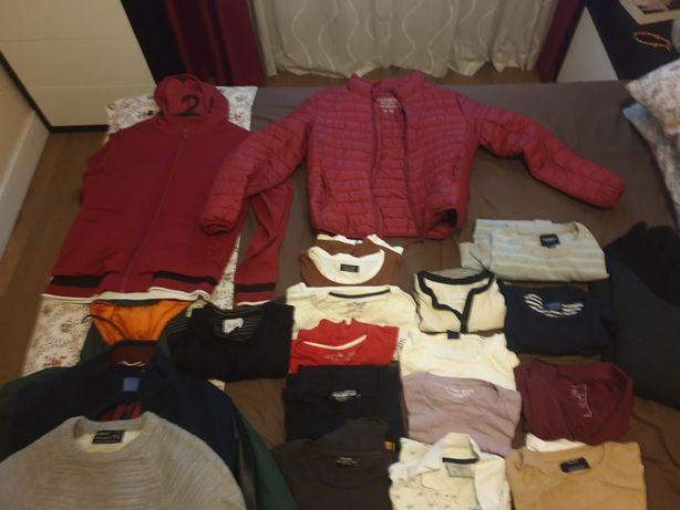 Lote roupa de homem M/S