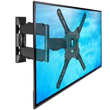 Obrotowy uchwyt do telewizora TV LCD LED 32' - 55' flexi maxx polecam