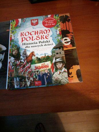 Kocham Polskę- książka