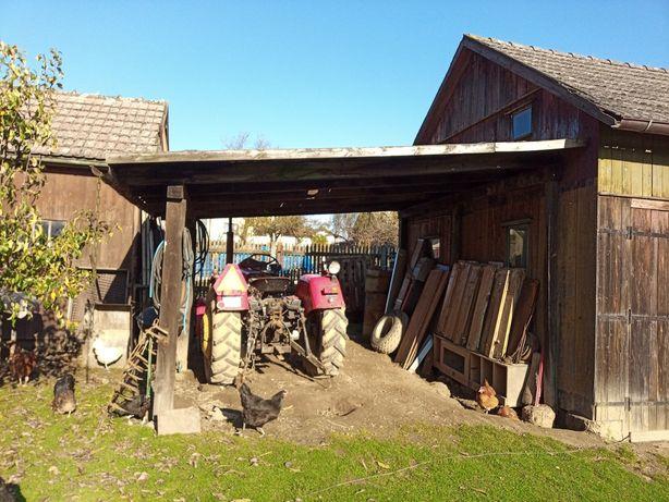 szopa, wiata, garaż belki drewniane