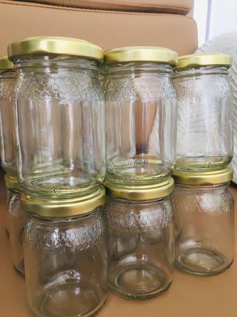 Frascos vidro para mel