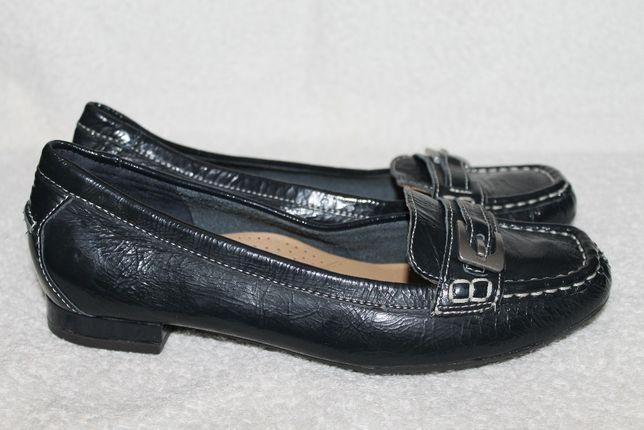Туфли кожа-лак foot glove 37р