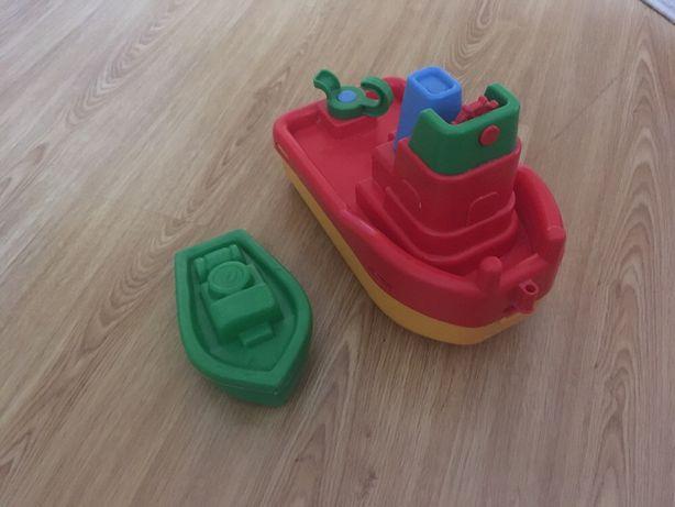 Игрушка для купания .Кораблик