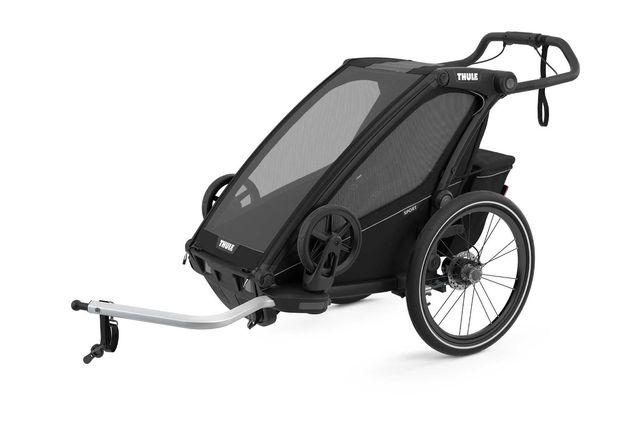 Thule Chariot Sport 1 Black przyczepka rowerowa Nowe Poznań