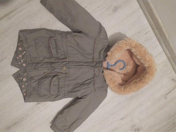 Kurtka Parka,zimowa 92,khaki.