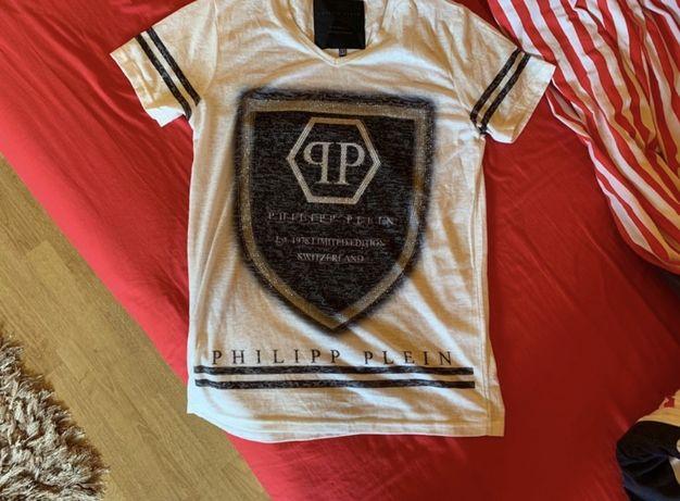 Koszulka Philipp Plein oryginalna męska M t-shirt