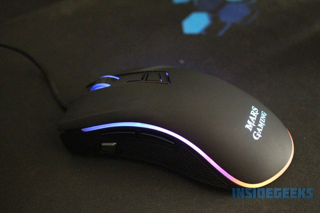 Tacens Mars Gaming Mouse RGB MM218