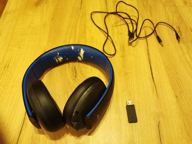 Słuchawki Sony PS4 Headset Wireless Stereo 2.0 czarne