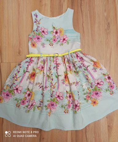 Śliczna sukienka Next rozm.110
