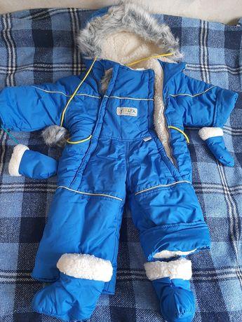 Зимний комбинезон Alex, куртка зимняя DANA